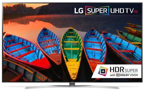 LG 80-inch TVs