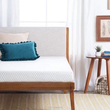 LINENSPA Comfortable Futons for Sleeping