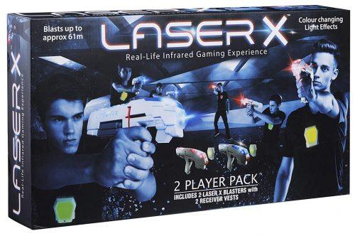 Laser X Laser Tag Guns