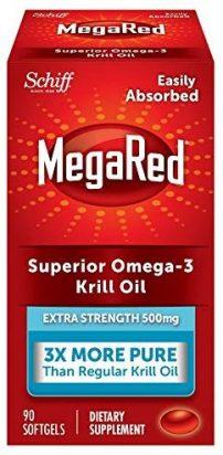 MegaRed Krill Oils