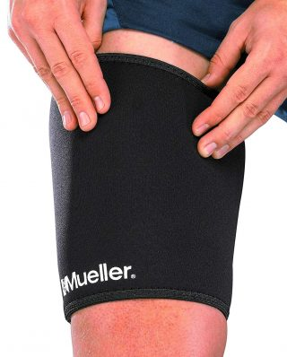 Mueller Thigh Compression Sleeves