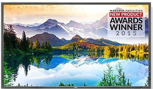 NEC 90-inch TVs