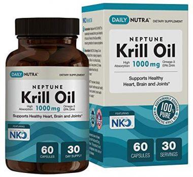Neptune Krill Oils