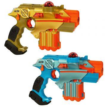 Nerf Laser Tag Guns
