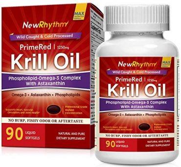 NewRhythm Krill Oils