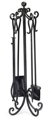 Plow & Hearth Fireplace Tool Sets