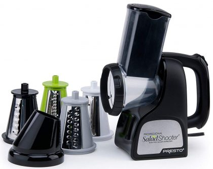 Presto Electric Cheese Graters