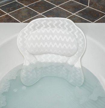 QuiltedAir Bath Pillows
