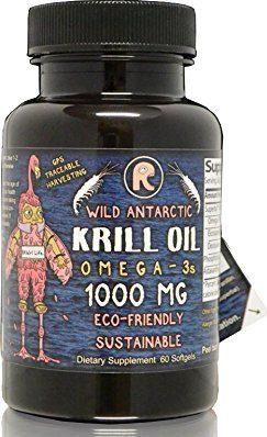 RAWr! Life Krill Oils