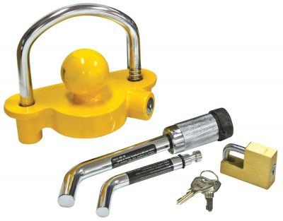 Reese Towpower Security Trailer Hitch Locks