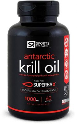 Sports Research Krill Oils