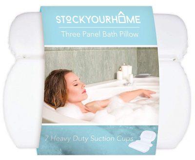 Stock Your Home Bath Pillows