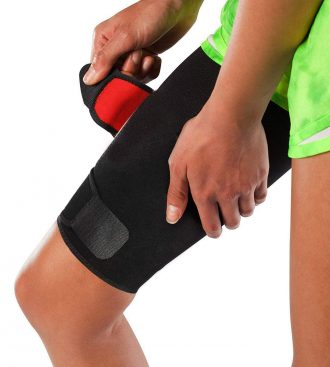 Stone and Clark Thigh Compression Sleeves