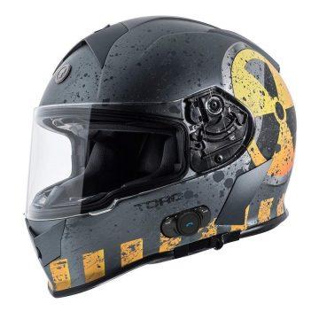 TORC Bluetooth Motorcycle Helmets
