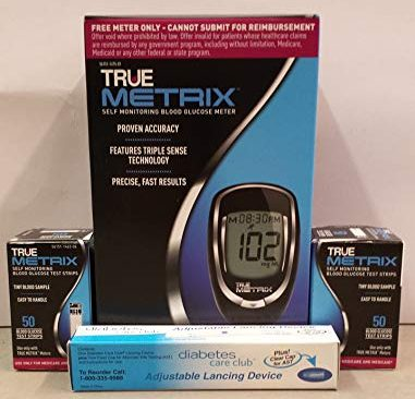 TRUE Metrix Diabetes Testing Kits