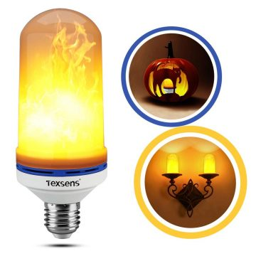 Texsens LED Flame Bulbs