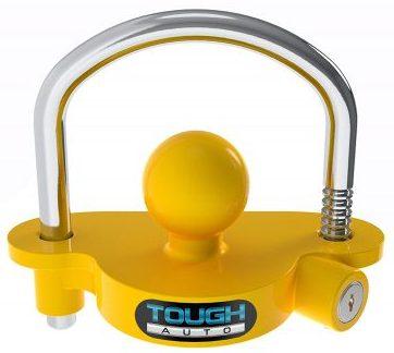 Tough Auto Security Trailer Hitch Locks