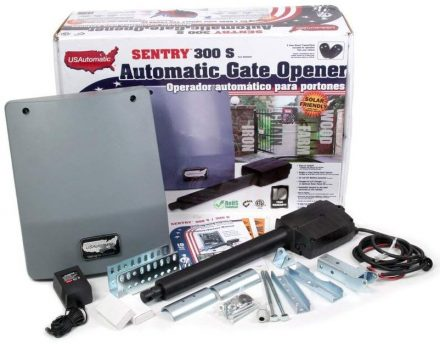USAutomatic Electric Sliding Gate Openers