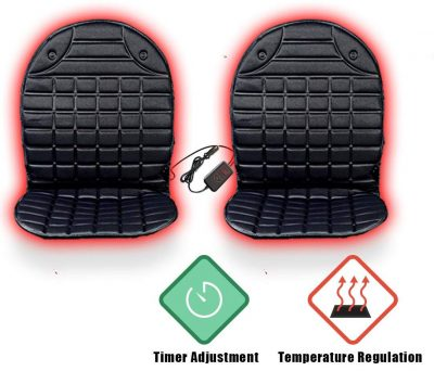 VaygWay Heated Car Seat Cushions