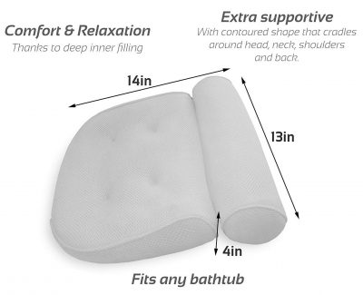 Viventive Bath Pillows