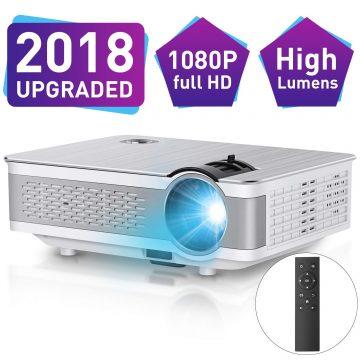 XINDA Projectors Under 200