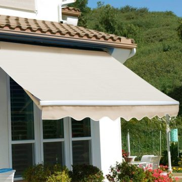 XtremepowerUS Retractable Awnings