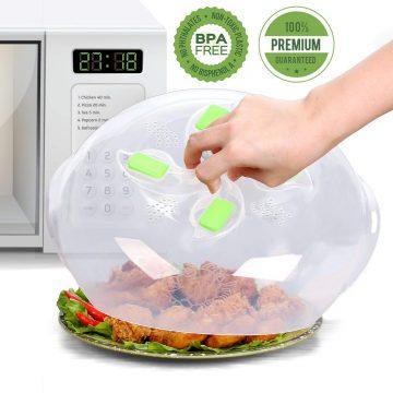 Yakalla Microwave Plate Covers