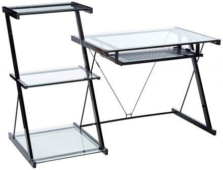 Z-Line Glass Computer Desks