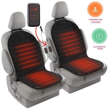 Zento Deals Heated Car Seat Cushions