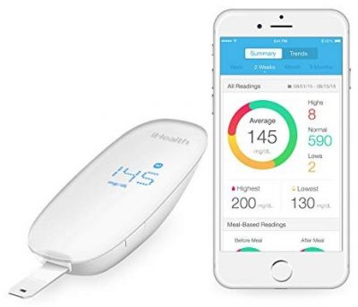 iHealth Diabetes Testing Kits