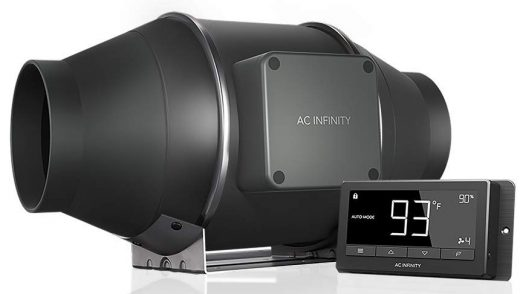 AC Infinity Bathroom Exhaust Fans
