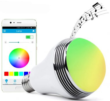Autai Bluetooth Light Bulb Speakers