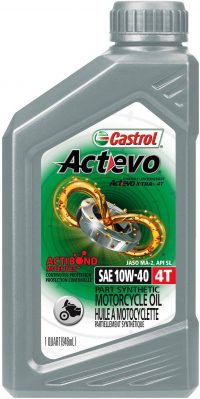 Castrol Motorcycle Oils
