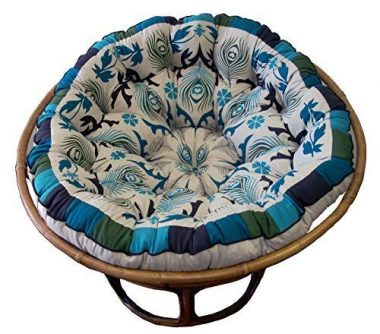 Cotton Craft Double Papasan Chairs