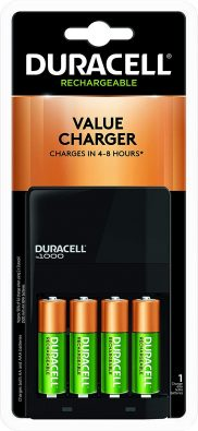 Duracell AA Battery Chargers