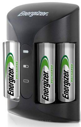 Energizer AA Battery Chargers