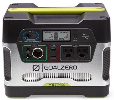 Goal Zero Portable AC Power Supplies