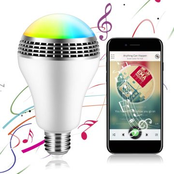 ICOCO Bluetooth Light Bulb Speakers