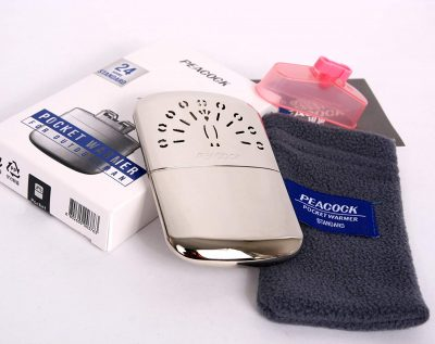 Peacock Electric Hand Warmers