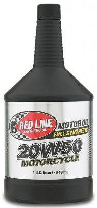 Red Line Motorcycle Oils