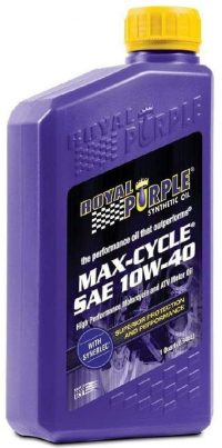 Royal Purple Motorcycle Oils