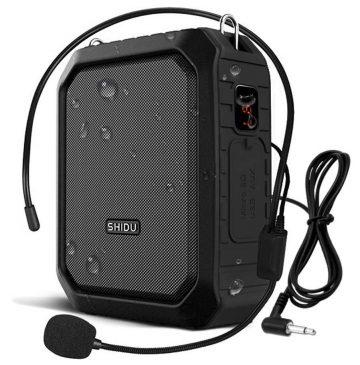 SHIDU Voice Amplifiers