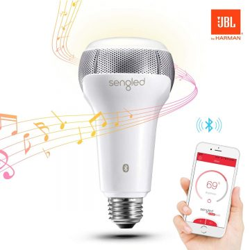 Sengled Bluetooth Light Bulb Speakers