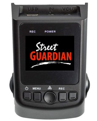 Street Guardian Dash Cam for Truckers