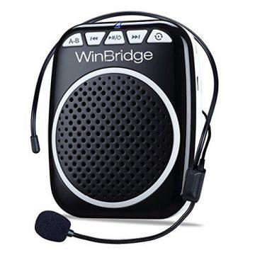 W WINBRIDGE Voice Amplifiers
