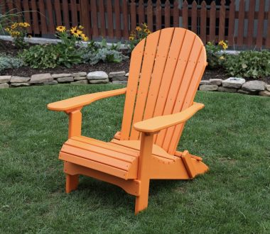 Ecommersify Folding Adirondack Chairs