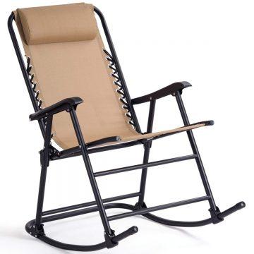 Goplus Outdoor Rocking Chairs