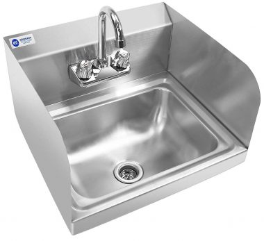 GRIDMANN Stainless Steel Utility Sinks
