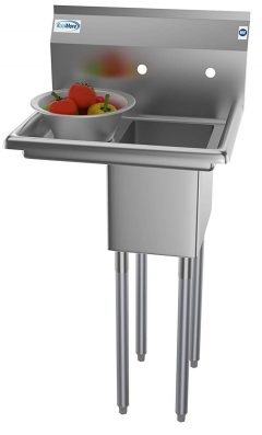 KoolMore Stainless Steel Utility Sinks