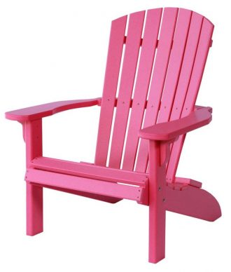 Poly Folding Adirondack Chairs